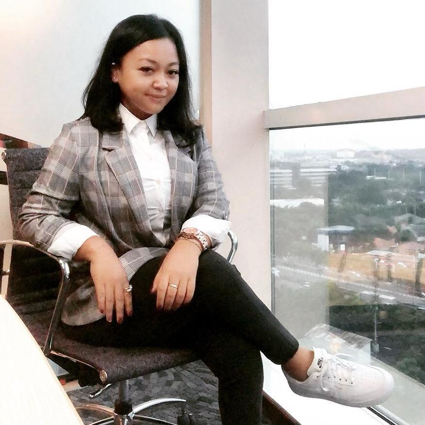 Rima Gravianty Baskoro SH ACIArbPeradi Licensed Lawyer and Associate of Chartered Institute of Arbitrators