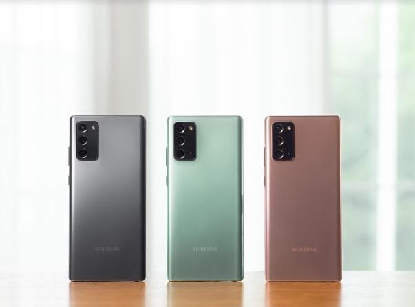 Samsung resmi meluncurkan Galaxy Note 20 dan Galaxy Note 20 Ultra untuk pasar Indonesia, Kamis, 6 Agustus 2020.