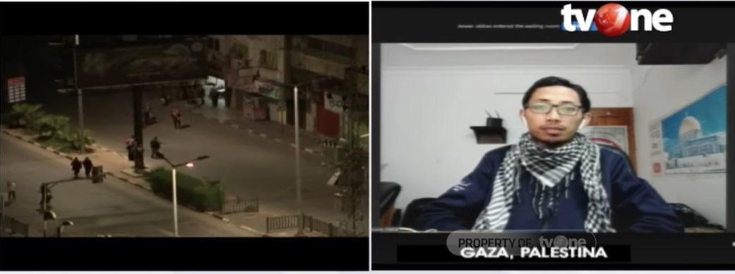 Seorang WNI menceritakan situasi perayaan Idul Fitri di Jalur Gaza