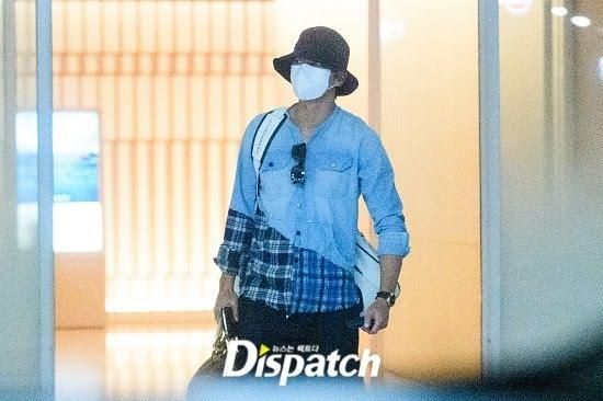 Dilaporkan bahwa Dispatch menerima informasi dari seorang pembaca bahwa mereka telah menyaksikan Lee Da In dan Lee Seung Gi di sebuah resor di Gangneung.