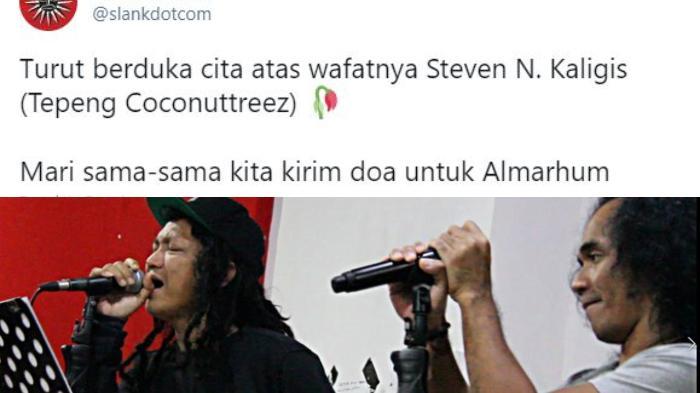 Slank Steven & Coconut Treez 1
