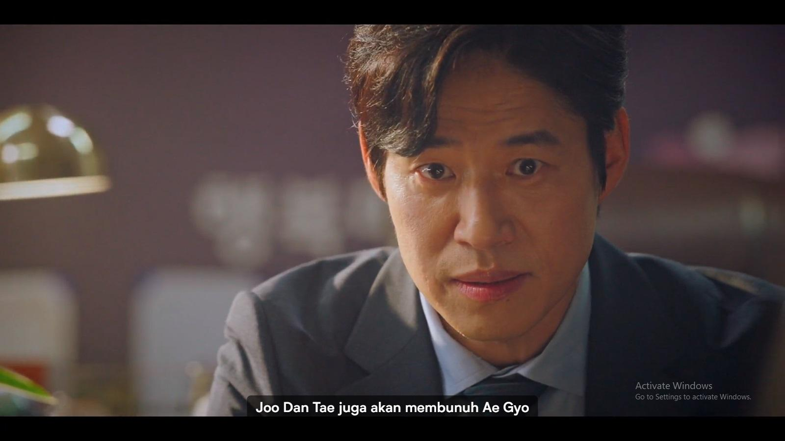 Jung Doo Man ternyata bekerja sama dengan Logan Lee untuk membalas kejahatan Joo Dan Tae.