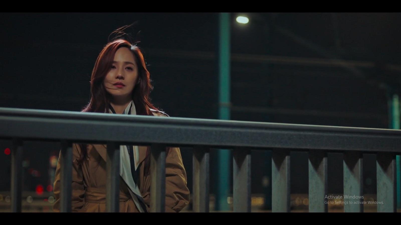 Oh Yoon Hee meninggalkan sepucuk surat di rumahnya di Hera Palace.
