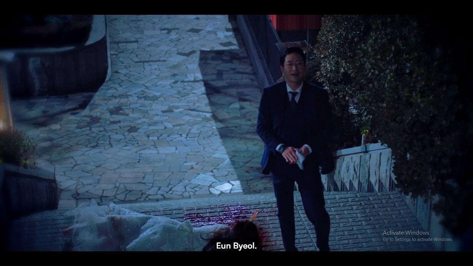 Joo Dan Tae ternyata adalah pembunuh Bae Ro Na yang sebenarnya.