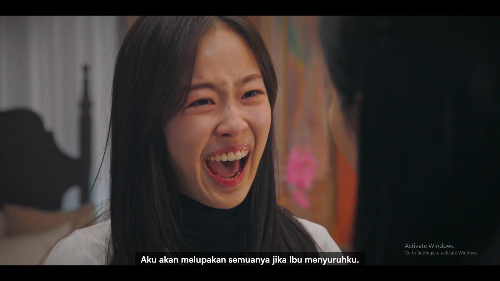 Ingatan Ha Eun Byeol telah kembali.