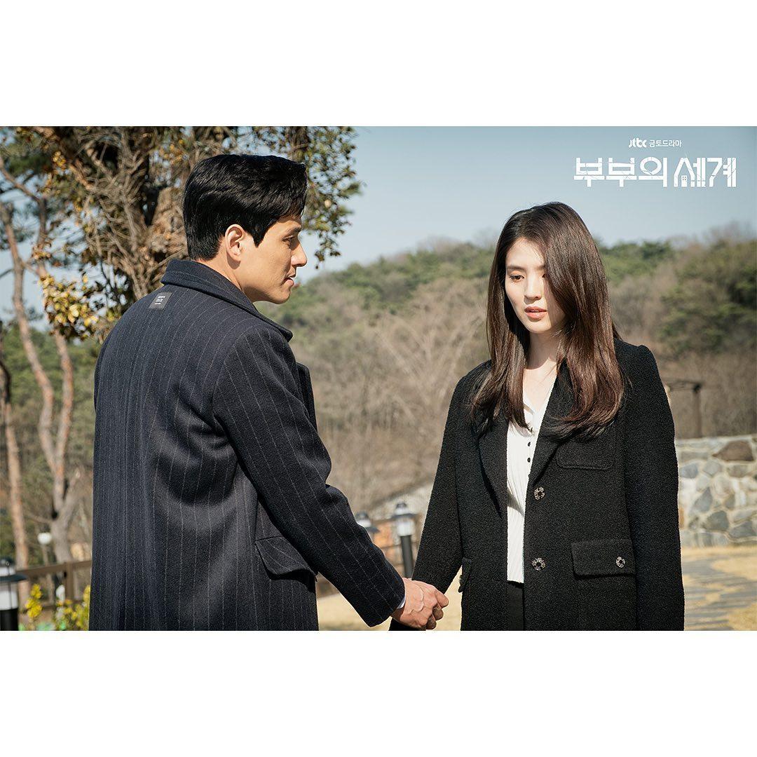 Pernikahan Lee Tae Oh dan Yeo Da Kyung diujung tanduk. (Instagram @jtbcdrama)