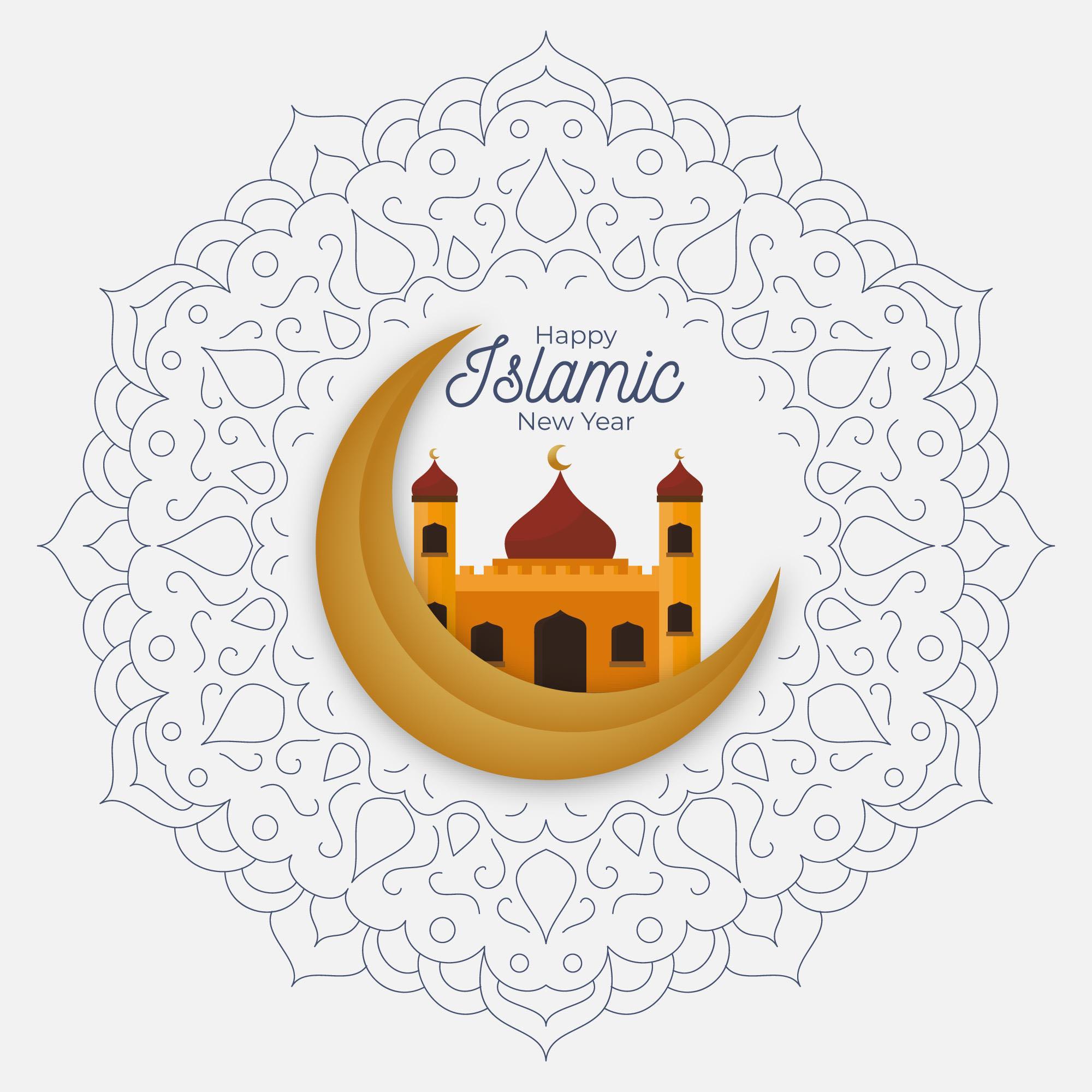 Kumpulan Gambar Dan Ucapan Tahun Baru Islam 1442 H Yang Cocok Dijadikan Status Di Medsos