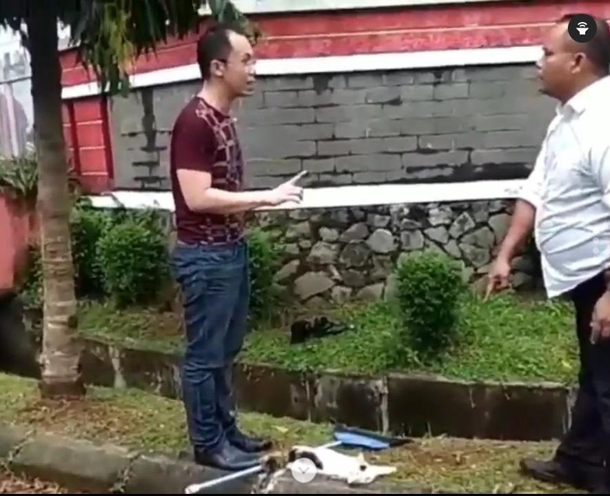 Viral video pengakuan seorang pria di BSD Tangerang yang tak suka kucing 3