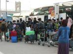 KBRI: 98 ABK Indonesia Stranded Dipulangkan Melalui Peru