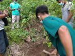 2 Remaja Ini Kubur Motor Hasil Curian, Dipreteli lalu Disebar ke 5 Lokasi, Tutupi Jejak Kejahatan