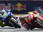 Satu Hal yang Bikin Rossi & Marquez Istimewa, Naluri Balapannya bak Binatang