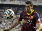Live Streaming Atletico Vs Barcelona, Barca Kehilangan Sergio Busquets Karena Cedera