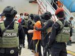 BREAKING NEWS: 23 Terduga Teroris Tiba di Bandara Soekarno-Hatta