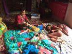 3 Anaknya Menderita Kelumpuhan Otak, Seorang Ayah Asal Kelantan Merawat Mereka Semua Sendiri