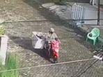 3 Pasang Sepatu Raib dari Perumahan di Malang, Modus Pelaku Pura-pura Ambil Sampah