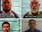 Empat Napi Narkoba di Rutan Kajhu Aceh Besar Kabur, Dua di Antaranya Tak Lama Lagi akan Bebas
