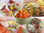 Cara Membuat Salad, Cocok Jadi Menu Diet: Ada Salad Buah Yoghurt hingga Salad Pepaya Muda Bengkoang