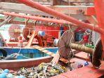 100 Hari Kerja, Menteri Trenggono Tangkap 67 Kapal Illegal Fishing