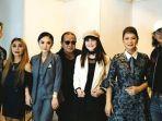 Gaet Ita Purnamasari, Vina Panduwinata, Yuni Shara dan Memes, Grup Vokal 7 Bintang Rilis Single Baru
