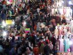 Soal Kerumunan Pasar Tanah Abang, Satgas Covid-19:  Buka Peluang Jadi Klaster Baru Corona