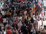 Satgas: Kerumunan Warga di Pusat Perbelanjaan Berpotensi Timbulkan Klaster Covid-19