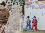 Gelar Acara 7 Bulanan, Irwansyah & Zaskia Sungkar Ungkap Jenis Kelamin Calon Bayi: Adam Dapet Temen
