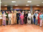Kebudayaaan Betawi Hadir Di acara Welcoming Event For Parliament Members
