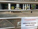 Sudah Pesan Katering Rp 13,2 Juta, Wisuda SMAN 2 Mojokerjo Mendadak Dibatalkan, Panitia Kebingungan