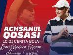 Presiden Madura United Luncurkan Buku Memoar Sepakbola