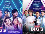 LIVE STREAMING Indonesian Idol TOP 3 Senin, 29 Maret: Ada Penampilan Ardhito Pramono & Arsy Widianto
