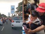 Putus Sekolah, Bocah Viral yang Bantu Ambulans Buka Akses Jalan saat Macet Dapat Asuransi Pendidikan