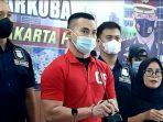 Tak Ada Kerjaan, Aktor Agung Saga Beli Sabu-sabu Pun Patungan, Polisi Kini Menyebutnya Residivis
