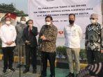 Airlangga Hartarto Pimpin Pelepasan Penyaluran Bantuan Oksigen untuk India