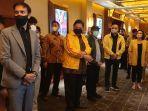 Menko Airlangga Ajak Nobar di Bioskop, Tegaskan Protokol Kesehatan Aman