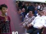 Kritik Anggota DPR RI, Bocah STM Ini Berhasil Bawa Pulang Uang dan Vespa