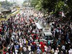 Din Syamsudin Minta Aparat Keamanan Cegah Isu Teror yang Tunggangi Aksi Massa di MK