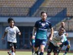 Marc Klok dan Mohammed Rashid Diduetkan di Laga Ujicoba Persib Bandung vs Akademi Persib