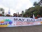 Polisi Pulangkan Puluhan Mahasiswa yang Diamankan Saat Aksi May Day