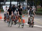 Manfaat Bersepeda untuk Kesehatan, Memperkuat Otot hingga Membangun Kekuatan Tubuh