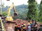 Longsor Desa Ngetos, 13 Orang Tewas, 6 Belum Ditemukan