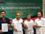 PP Pordasi Siap Jaring Calon Ketua Umum PP Pordasi 2020-2024