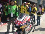 Ada Driver Ojol Masuk ke Paddock Sam Lowes di MotoGP Malaysia, Ngapain Ya?