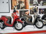 Cek Daftar Harga Motor Matik Honda Terbaru Per Desember 2020, Termurah Ada Honda BeAT CBS