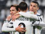 SUSUNAN PEMAIN Juventus vs AS Roma Liga Italia: Reuni Rasa Real Madrid, Ronaldo, Morata & Mayoral