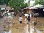 Pasca Banjir, Warga RT 09 Jati Padang Keluhkan Minimnya Bantuan Perlengkapan untuk Balita