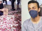 Hasan Sang Putra Sulung Tak Tangisi Kepergian Syekh Ali Jaber, Mengapa? Ini Alasannya