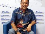 Andi Mallarangeng: 'Wajar Pak Jokowi Berkomunikasi dengan Mas AHY'
