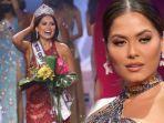 Andai Jadi Pemimpin, Begini Cara Andrea Meza Juara Miss Universe 2020 Atasi Covid-19