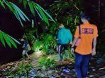 Seorang Lansia Menghilang, Pergi dari Rumah Sejak Pagi, Diduga Terpeleset di Sungai