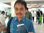 VIRAL Tanda SOS di Pulau Laki, Roy Suryo: Jelas Orang Iseng, 6 Hari Lalu Tulisannya Tukang Sate